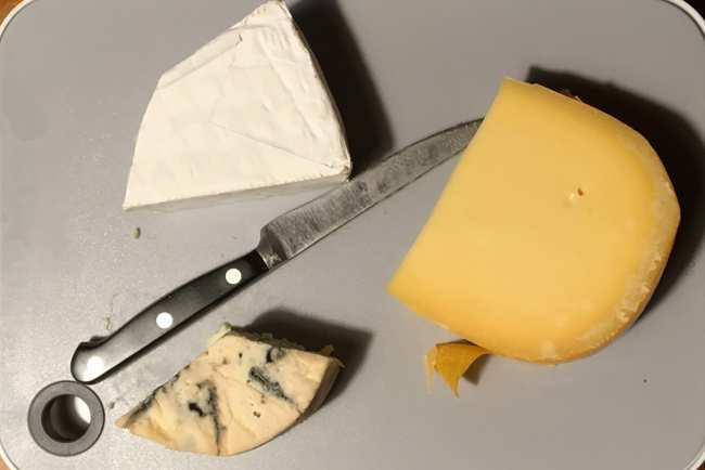 Putin macht Käse zur Chefsache