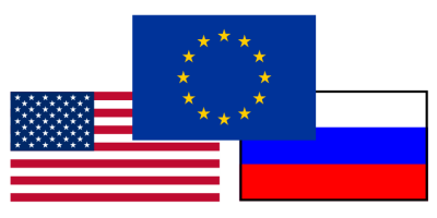 US-Sanktionen gegen Russland: EU droht mit Gegenmaßnahmen