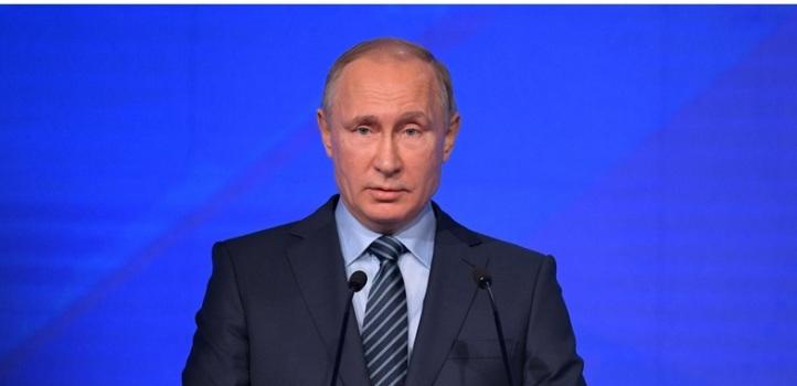 """Putin nannte die Situation der Wirtschaft """"allgemein positiv"""""""