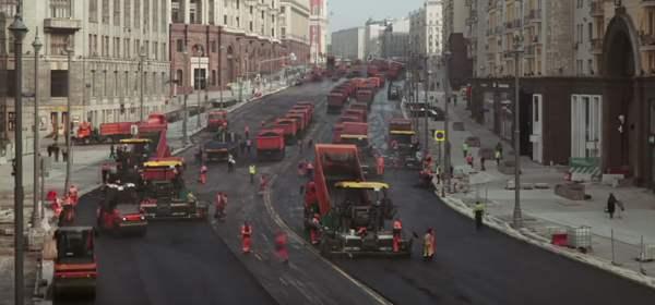 Sobjanin: Sommerliche Großreparatur von Straßen in Moskau beendet