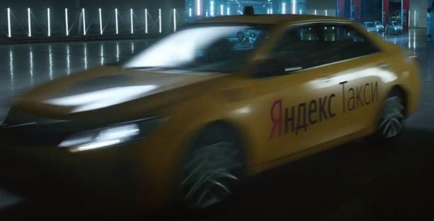 Yandex.Taxi organisiert Transport von Ärzten