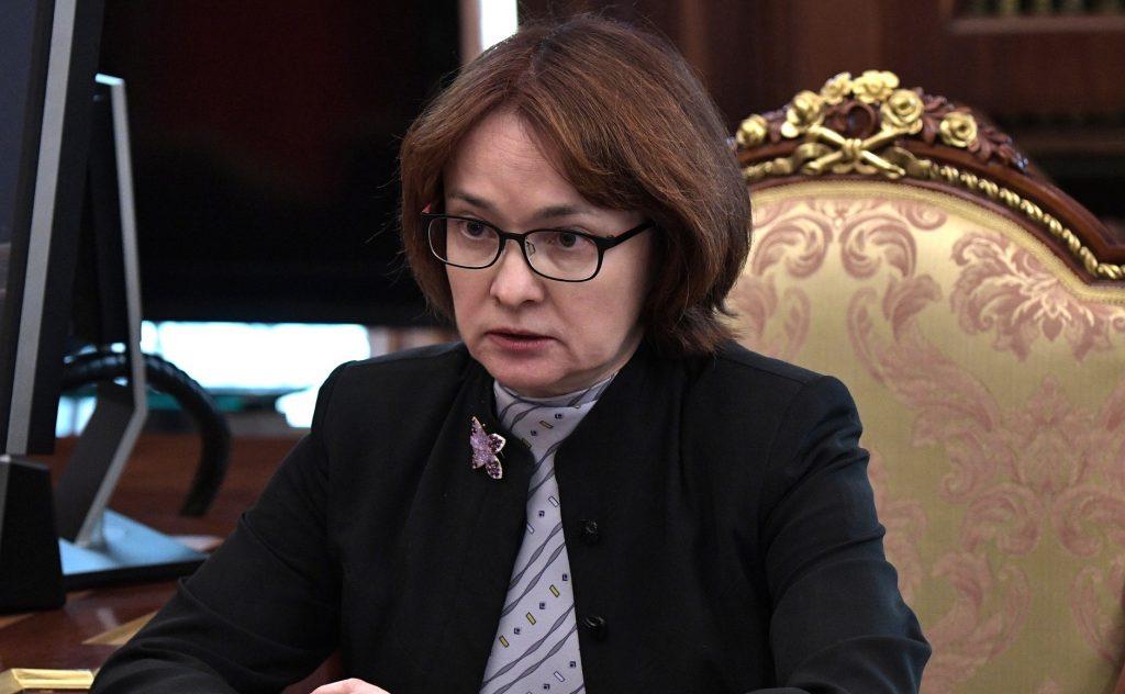 Nabiullina verschärft Strafen für illegale Kreditgeber