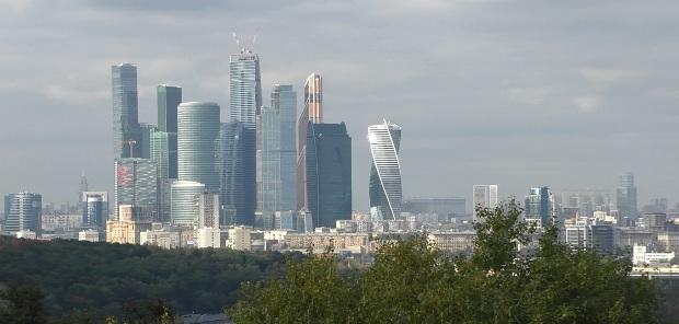 Moskau stieg in der Rangliste der wichtigsten Finanzzentren der Welt höher
