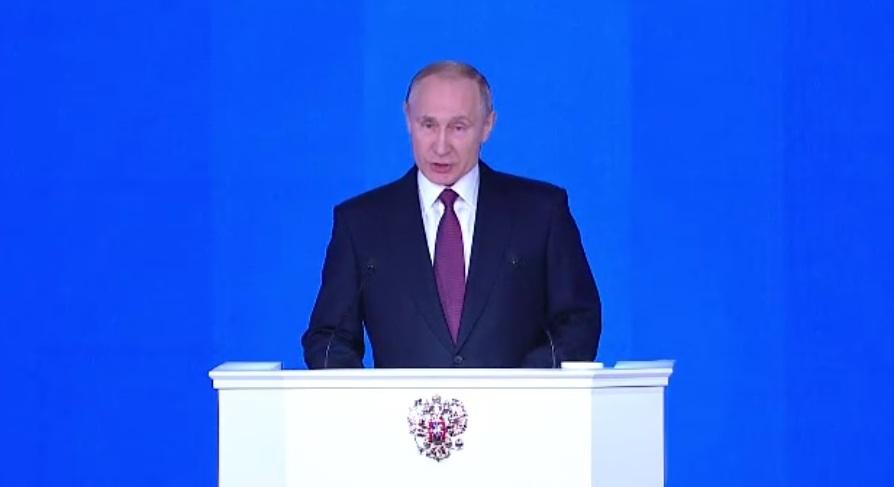 Putin: Russlands Wirtschaft muss schneller wachsen als die Weltwirtschaft