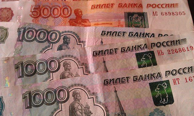 Gref empfiehlt den Rubel zum Sparen