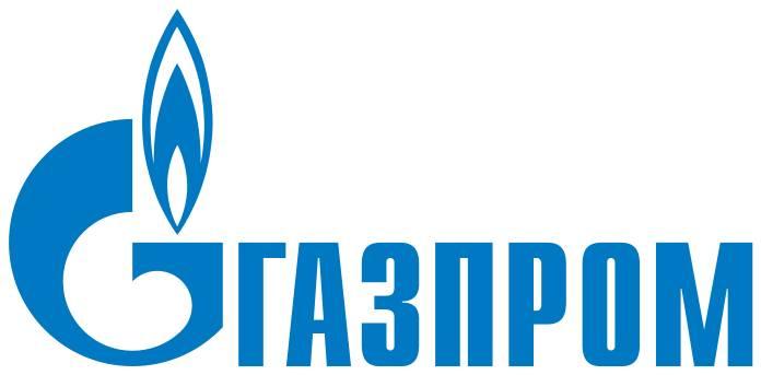Gazprom plant Bau einer Gasverarbeitungsanlage