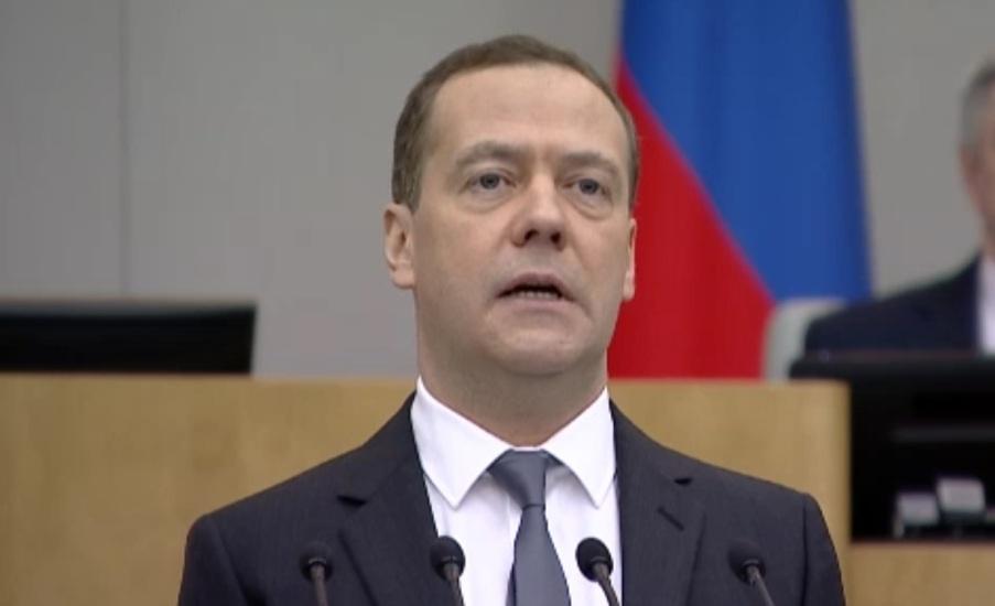 """Medwedew: Sanktionen gegen den russischen Bankensektor – """"Handelskriegserklärung"""""""