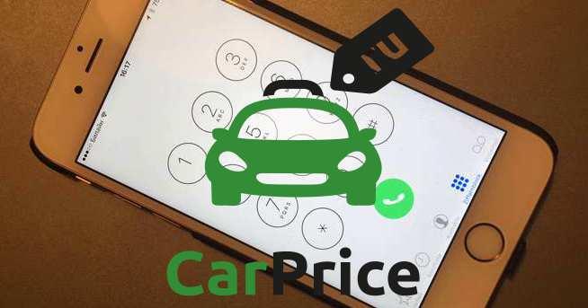 Gründer von CarPrice starteten Verkauf von gebrauchten Smartphones