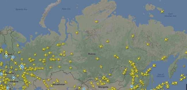 Russland hat Flugerlaubnis für US-Verkehrsflugzeuge verlängert