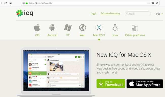 """Der Kreml wechselte zu """"ICQ"""""""