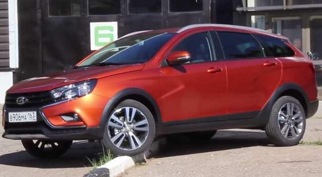 Lada-Verkäufe auf dem russischen Markt weiterhin rückläufig