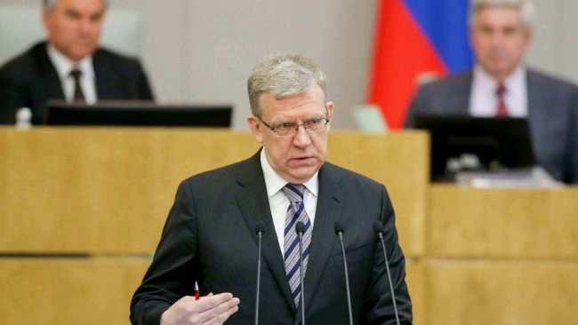 Kudrin listete Risiken für russische Wirtschaft auf