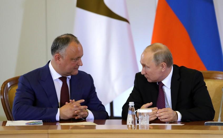 Moldawien soll Beobachterstatus in der Eurasischen Wirtschaftsunion (EAWU) erhalten