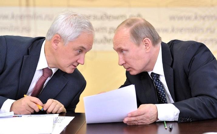 Präsidentenberater sieht drei Möglichkeiten zur Beschleunigung des Wirtschaftswachstums Russlands