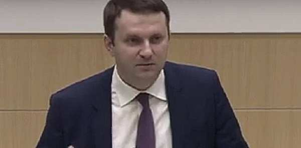 Oreshkin erwartet Beschleunigung des Wirtschaftswachstums im IV. Quartal