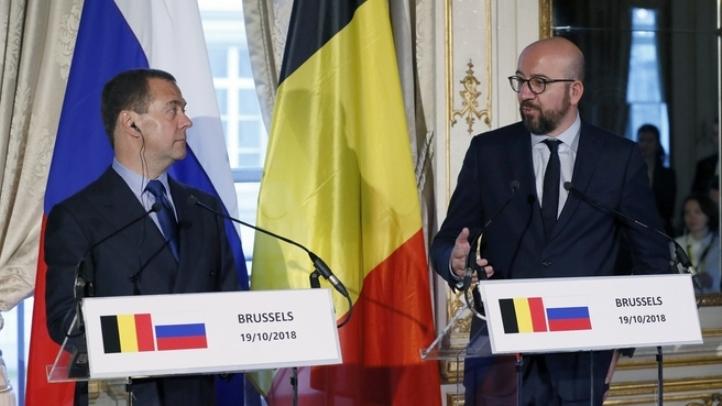 Medwedew: EU hat Milliarden Euro durch Sanktionen verloren