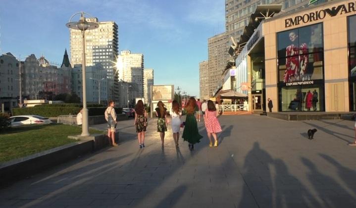 Zu wenig gute Einzelhandelsflächen in Russland