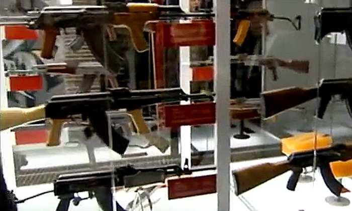Rosoboronexport:  Werden Produktion von Kalaschnikow-Gewehren in Venezuela nicht aufgeben