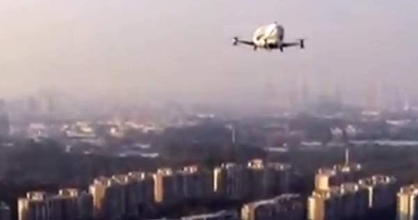 Russische Ingenieure entwickeln bis 2020 fliegendes Taxi