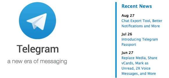 Telegram wird im Herbst neue Blockchain-Plattform testen