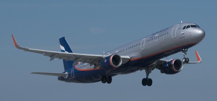 Russische Fluggesellschaften erhöhten Passagieraufkommen in fünf Monaten um 12,3 Prozent