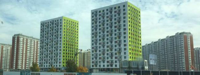 "Forbes-Rating: ""Könige der russischen Immobilien"""