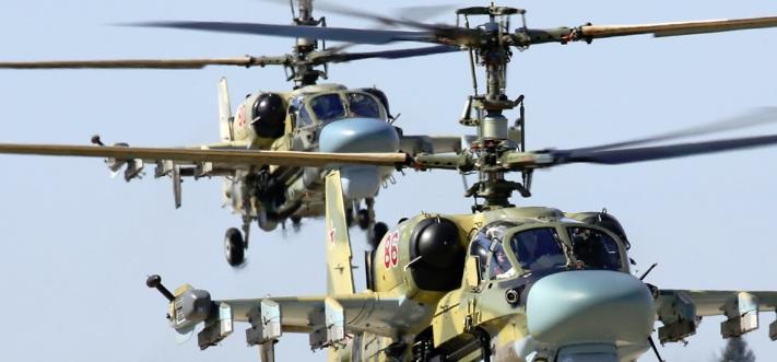 Russland und China werden gemeinsam schwere Hubschrauber bauen