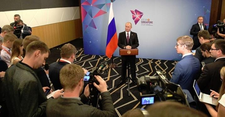 Putin: Russland wird weiter in der OPEC+ mitarbeiten