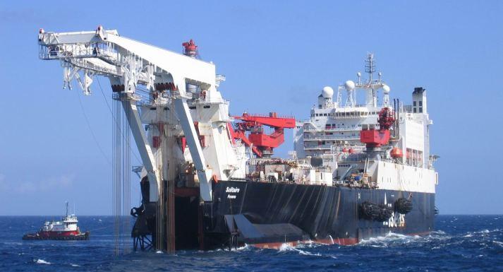 Tempo der Rohrverlegung für Nord-Stream-2 wird gesteigert