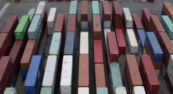 Ukraine erhöhte Importe russischer Waren deutlich