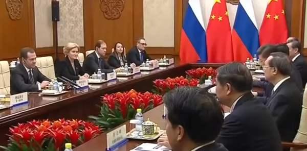 Chinesisch-russische Wirtschaftsbeziehungen verdichten sich