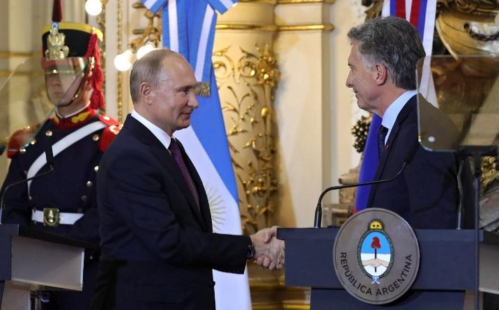 Russland und Argentinien beschließen enge Zusammenarbeit