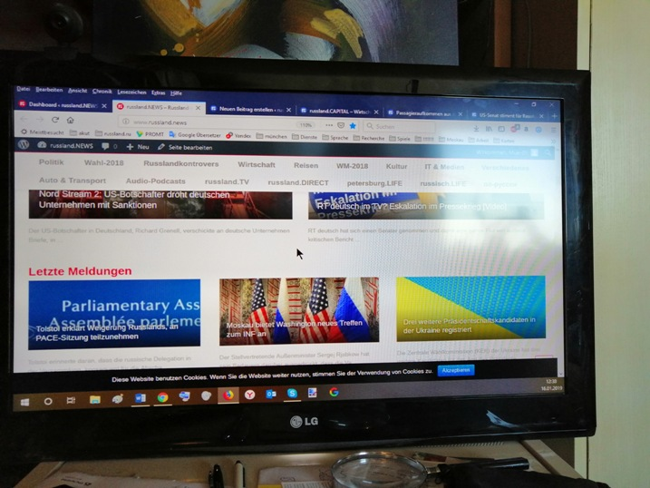 Kommunikationsministerium skizziert Bedrohungen, bei denen das RuNet isoliert wird