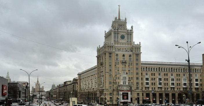 """Hotel """"Peking"""" im Zentrum von Moskau an chinesische Staatsgesellschaft verkauft"""