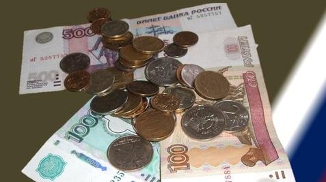 Zehn Prozent der Gehälter der Russen stiegen