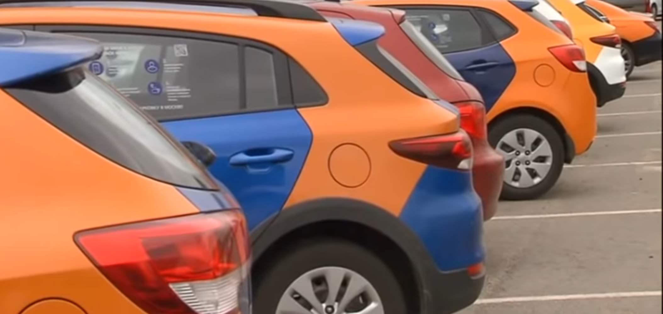 Moskau im Carsharing weltweit führend