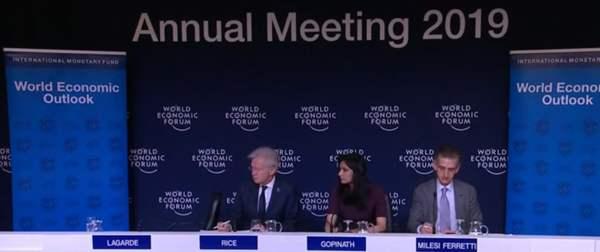 Weltwirtschaftsforum in Davos eröffnet