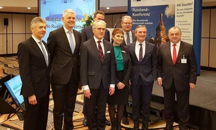 """Düsseldorfer Russland-Konferenz: """"Langfristigkeit und Nachhaltigkeit"""""""