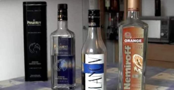 Importeure erhöhen Preise für Alkohol