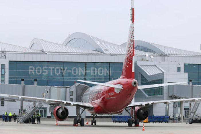 Höchstbewertung für Flughafen Rostow am Don