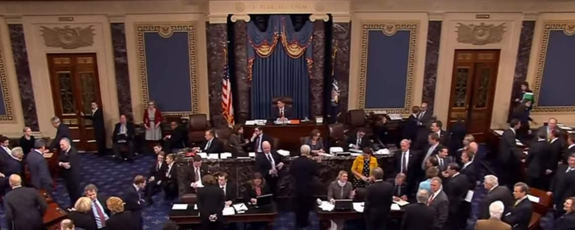 US-Senatoren stellen Gesetzentwurf über neue Sanktionen gegen Russland vor
