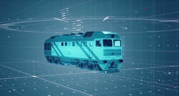Moskau: Bau erster russischer 3D-Fabrik für Lokomotivteile begann