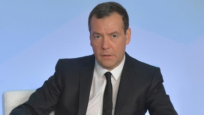 Medwedew nennt Bedingungen für Gastransit durch Ukraine