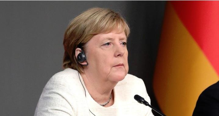 Merkel nennt Neue Seidenstraße wichtiges Projekt
