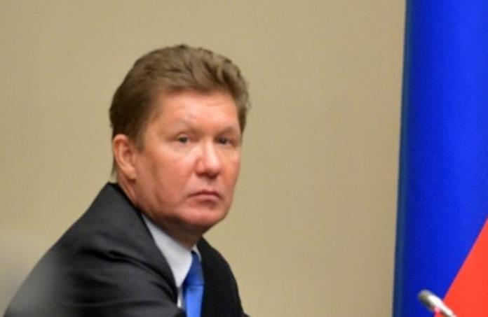 Miller: China will mehr Gas als geplant aus Russland importieren