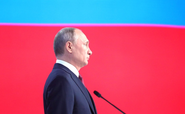 Putin bot britischen Unternehmen Teilnahme an nationalen Projekten an