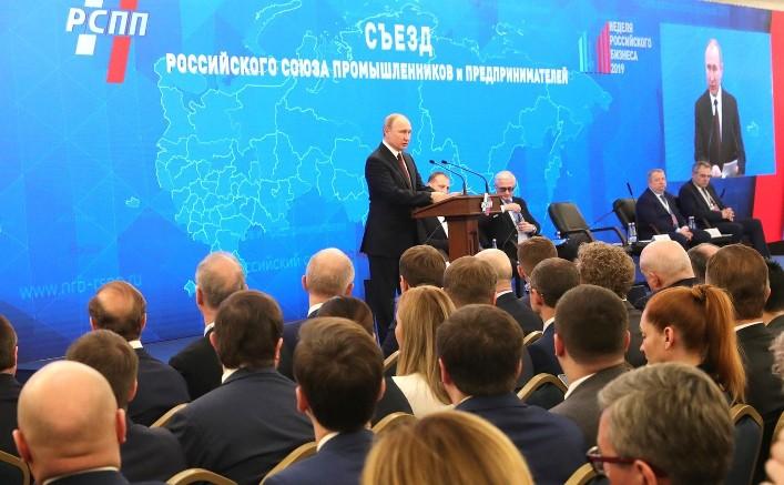 Putin lässt den Rechtsrahmen im Bereich Ökologie aktualisieren