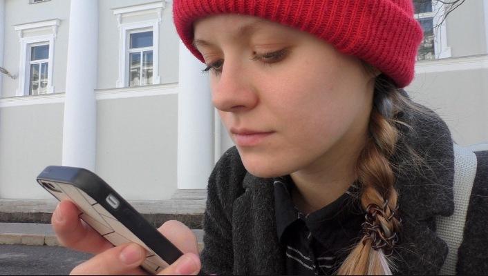Russland gilt als weltweit führend bei Zahlungen per Smartphone