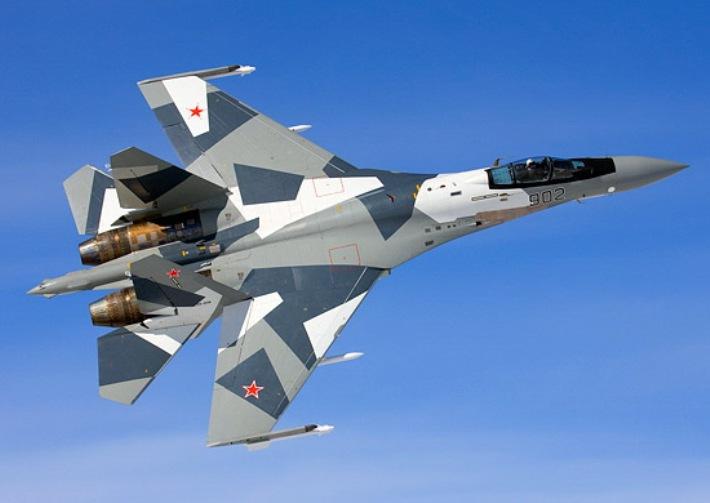 Ägypten kauft Dutzende von schweren Su-35