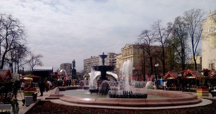 Im April rund 300 Jahrmärkte in der Region Moskau